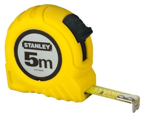 Ruleta STANLEY, 5m 0