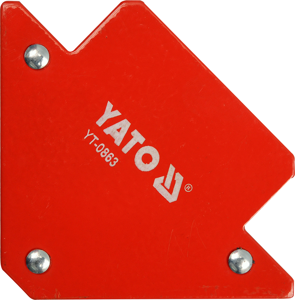 Dispozitiv pentru sudura YATO, echer magnetic, 11.5kg 0